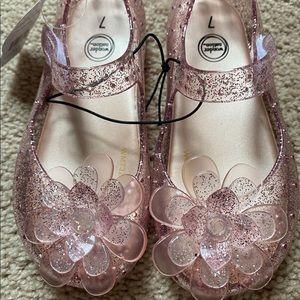 Girls jelly sandals